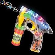 אקדח בועות אורות