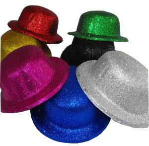 כובע מסיבות נצנצים