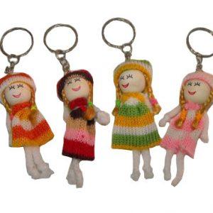 מחזיק מפתחות בובה-הפתעות ליום הולדת-במבי הפתעות