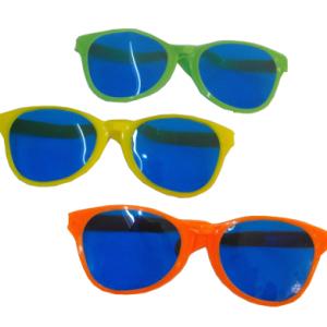 משקפיים גדולות למסיבה