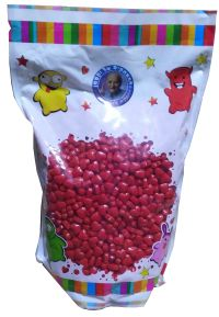 סוכריות סודה 1.5 קג לבבות אדומים