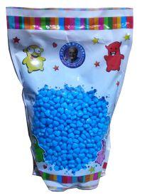 סוכריות סודה 1.5 קג לבבות כחול