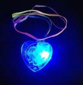 שרשרת לב אור