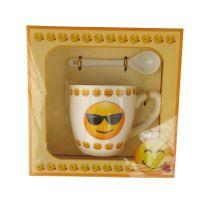 כוס אימוג'י משקפי שמש-במבי הפתעות