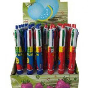 עט 4 צבעים-במבי הפתעות ליום הולדת