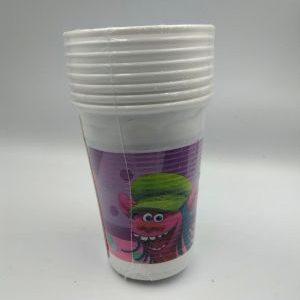 כוסות טרולים-במבי הפתעות