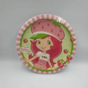 8 צלחות תותית קטן-במבי הפתעות