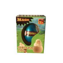 ביצת אפרוח גדל במים-במבי הפתעות