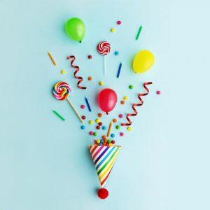 ממתקים ליום הולדת
