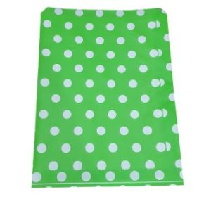 עטיפות ירוק נקודות-במבי הפתעות