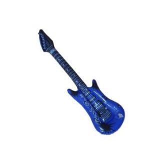 גיטרה מתנפחת-אטרקציות לאירועים-במבי הפתעות